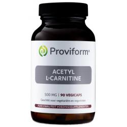 Acetyl l carnitine 500mg