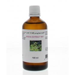 Stevia extract wit